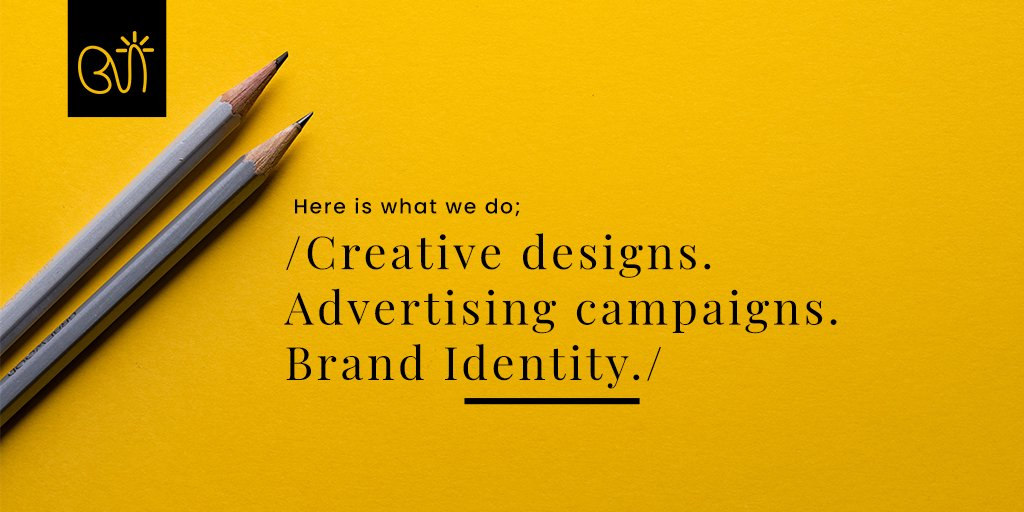We help individuals and small businesses with all #creative designs, #advertising_campaigns and building #brand_identity | Say hello!: +255 653 740 098pic.twitter.com/WhLhU9ZlcI