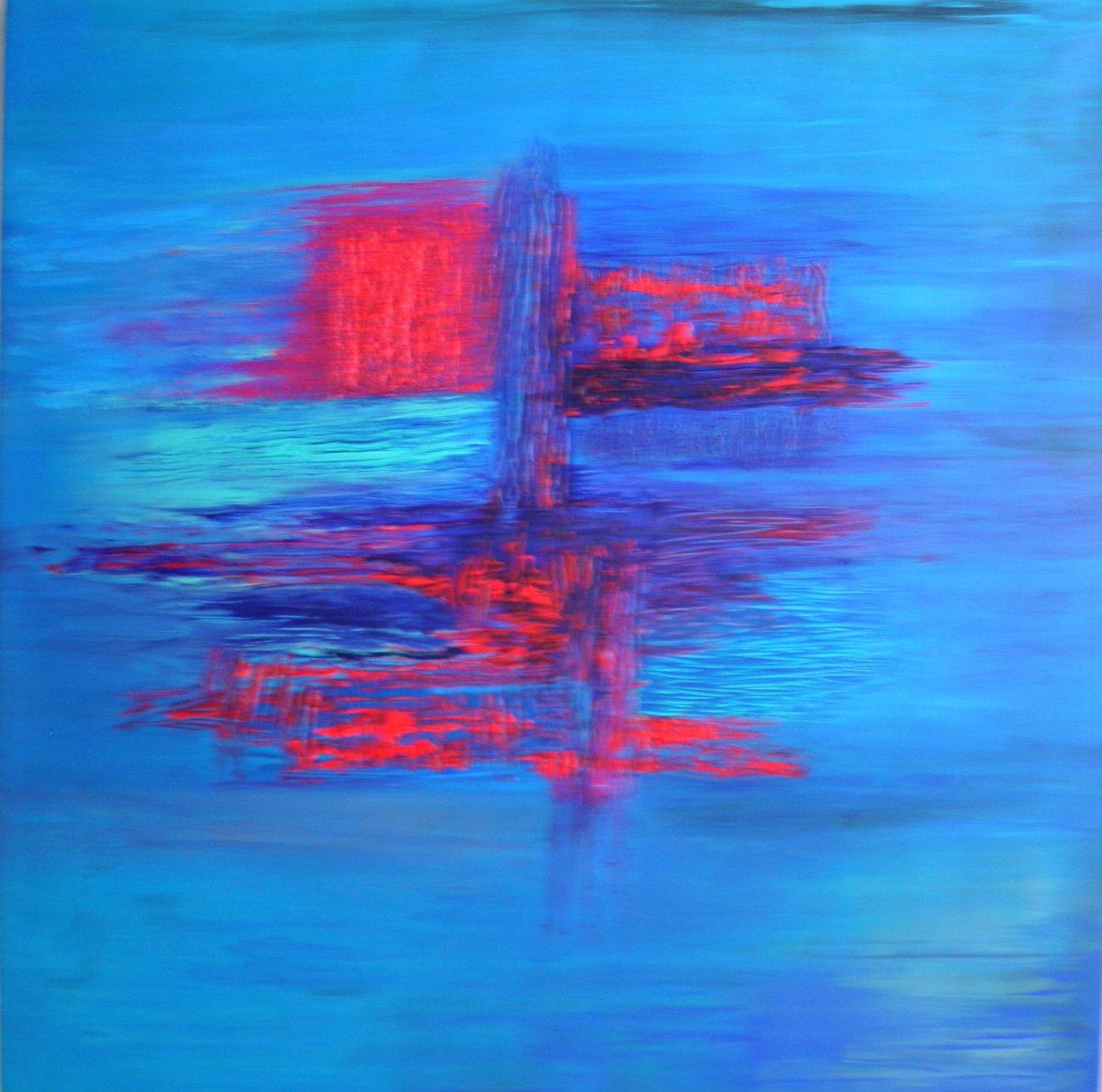 Wind Cross Acrylic/mixed on canvas, 100/100cm #ArtistOnTwitter #artshare #artforsale #artgisela #myartwork #LikeMe #FolloMe #womenLinkedINNC  #energy #saatchiartpic.twitter.com/EdwFhof8vu