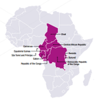 Image for the Tweet beginning: #DYK:  The #Congo Basin