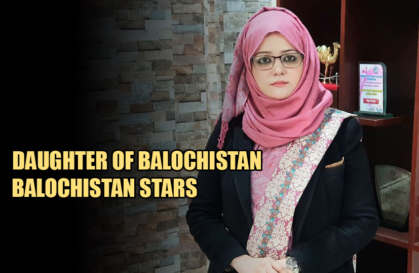 Let's Appreciate the Real #Balochistan #Star and #Face of Balochistan, Ms. #Nida #Kazmi the #youth #Icon  #COVID19 #NidaKazmipic.twitter.com/Y9LZU6CjuD