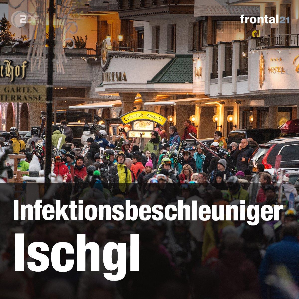 Frontal21 On Twitter Die Einstige Party Hochburg Ischgl In