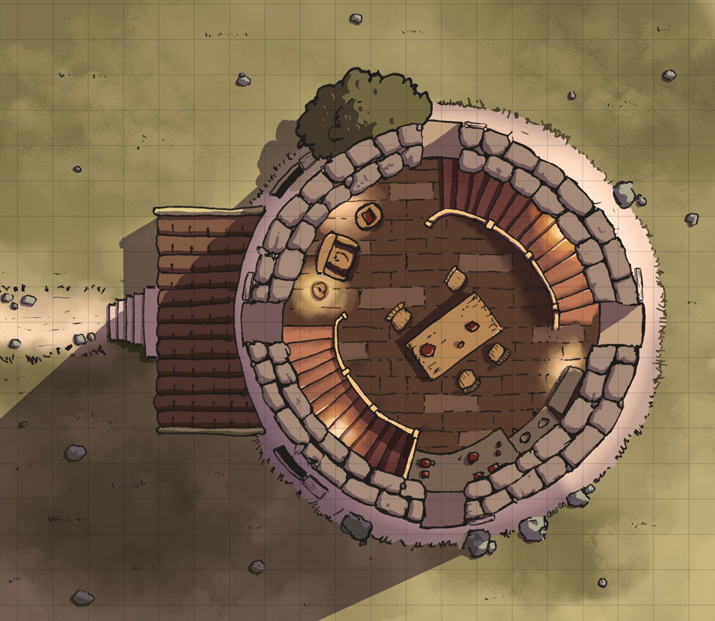 Cartographers Guild On Twitter Lighthouse Of Fealine Living Room Battle Map By Chriscb Captains Know That They Should Not Approach More Than 3 Miles From The Blue And Green Light Emitted