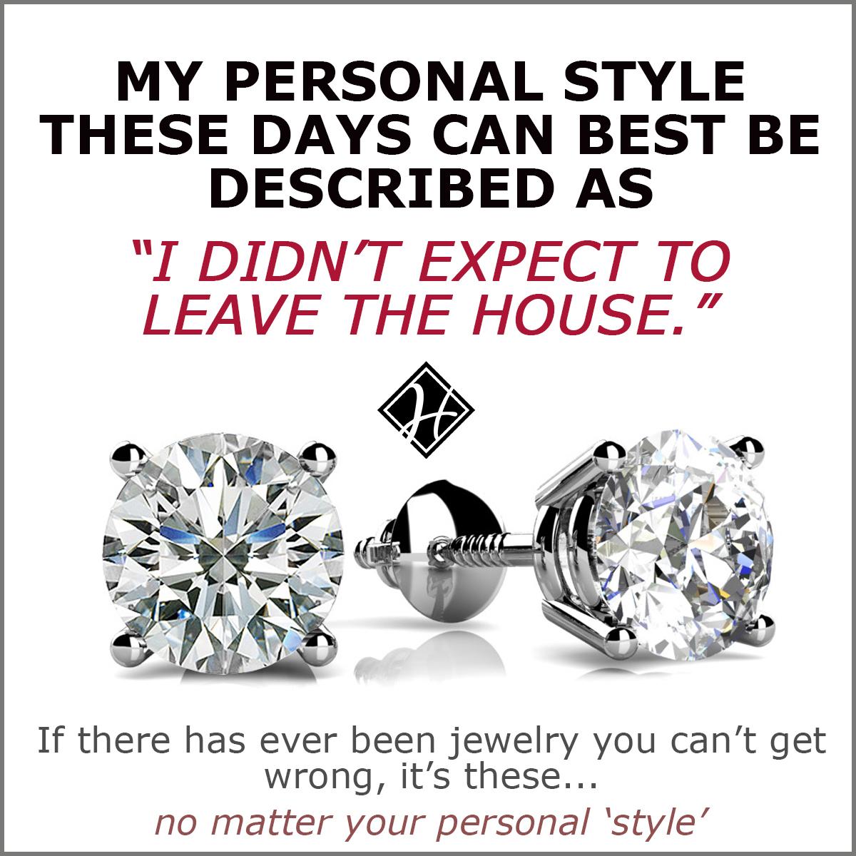 If you need a little pick me up, put on some sparkle, it works every time! #diamonds #sparkle #jewelry #diamondsareagirlsbestfriend #pickmeuppic.twitter.com/AEIZ8tVByp