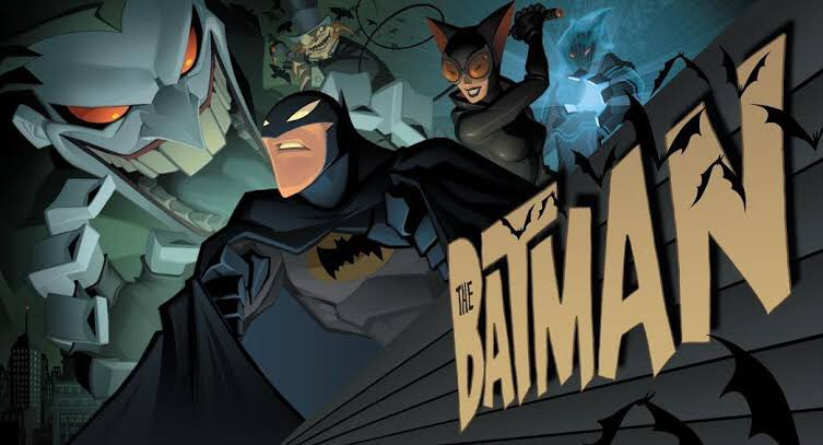 #TheBatman is still one of the best #Batman animated series. It's avaliable on #DCUNIVERSE so now's the perfect time to check it out! pic.twitter.com/SXgsmizOPG