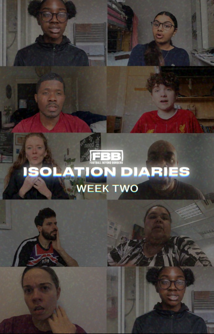 Week 2: FBB Isolation Diaries 📖  We're all embarking on an emotional rollercoaster. As lockdown becomes a reality, we join the FBB fam on their personal rollercoaster, as they reflect on their emotional & physical wellbeing. 🙏  No story is the same & all emotions are valid. ❤️ https://t.co/ALF4Cd6kqP