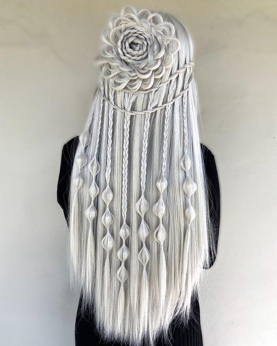 Dreamcatcher braids #ThisWeekOnInstagram https://www.instagram.com/p/B-pUJ-aAIfl/pic.twitter.com/1owzNjaE7o