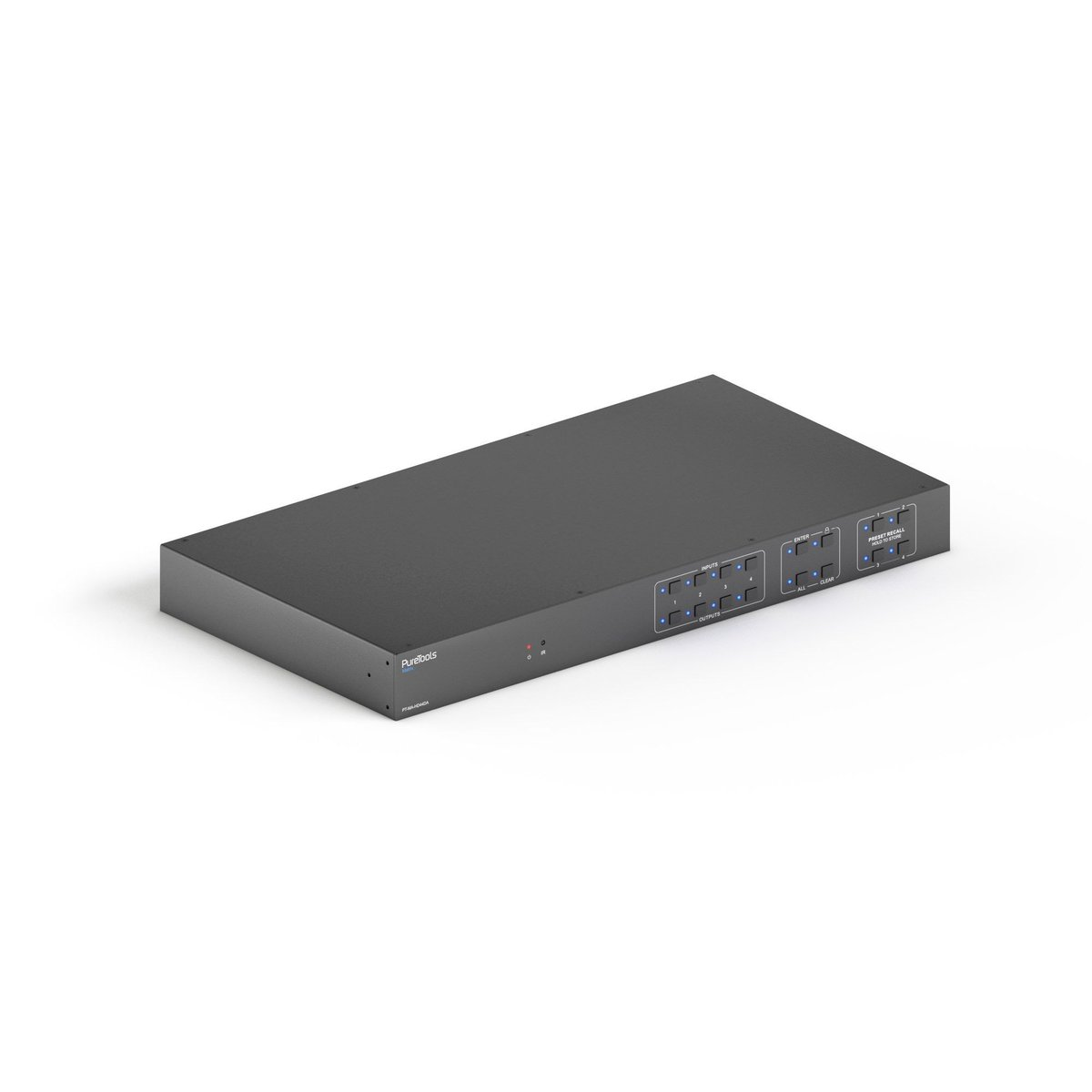 Available HDMI Matrix Switcher 4x4 4K 18Gbps. Supports resolutions up to UltraHD 4K 60Hz, Also has individual volume adjustment on each analog output plus other amazing features here https://buff.ly/2RaM1cf  #AVsolutions #HDMIMatrixSwitcher #purelink pic.twitter.com/754JiVwEXS