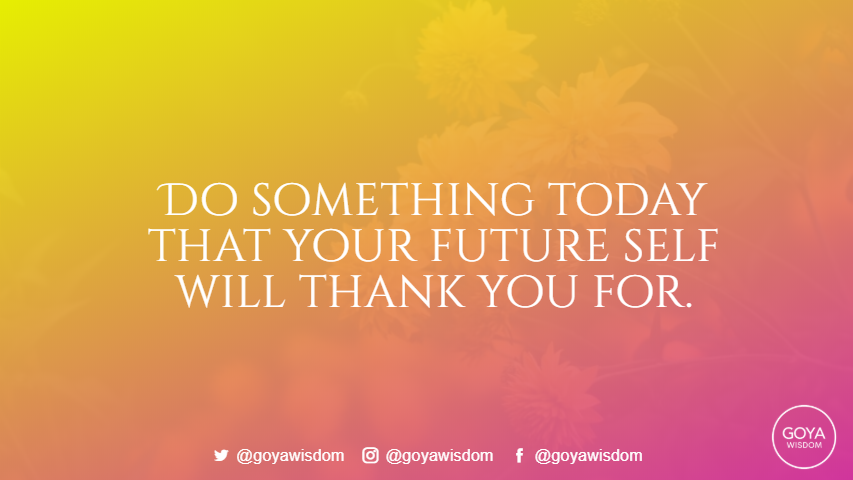 Do something today that your future self will thank you for. #MondayMotivation #mondaythoughtspic.twitter.com/e73IHzsThX