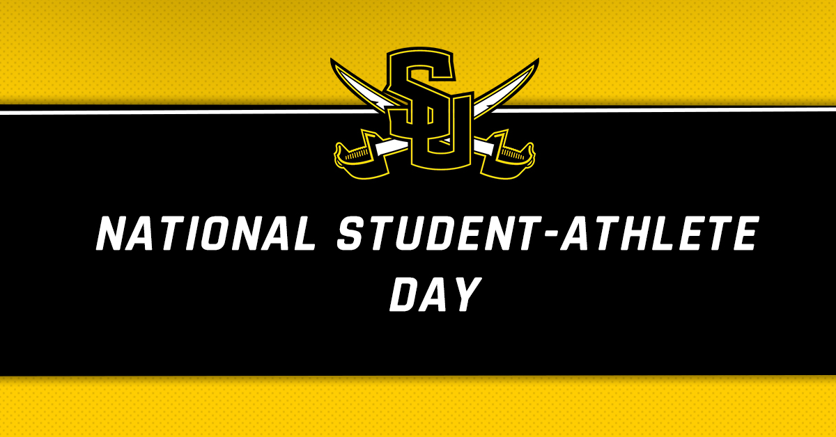 Southwestern Athletics joins the NCAA in celebrating National Student-Athlete Day!   We would like to take a moment to recognize our students for their hard work.  #GoPiates #NatlSADay https://t.co/Hkyxaisq3p