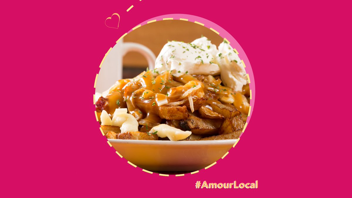 A Montreal's local favourite since 1968, La Banquise (@restolabanquise), is now available on foodora! Show them your #LocalLove ! #poutine #labanquise https://t.co/UklxPtTYPO