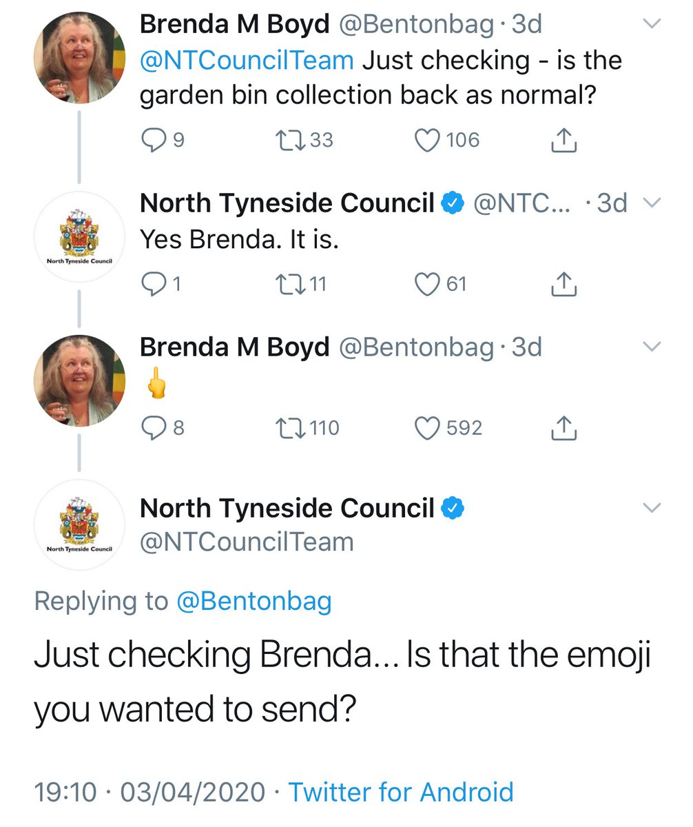 Amid all the worrying news, this made me smile. Glorious. https://t.co/ukmLxcgytO
