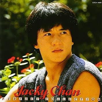 "Happy  Birthday \""Jackie Chan\"""