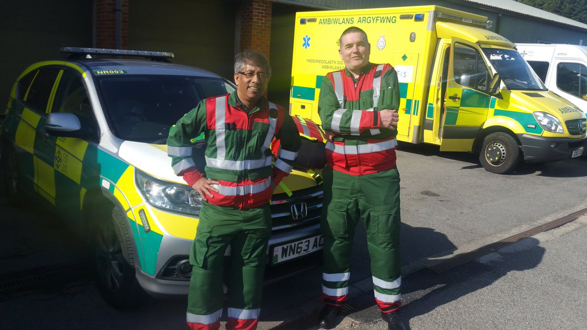 Working as a @NorthDoctors @BASICS_HQ responder is both demanding and rewarding. Big heartfelt thanks to @stevemorganfdn and @emilyffiontrust for generously supporting our charity.