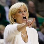 Image for the Tweet beginning: .@KimMulkey joined @mattmosley on the