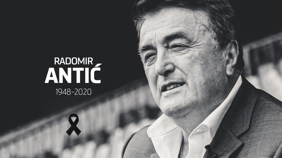 La familia atlética está de luto por el fallecimiento de uno de nuestros entrenadores legendarios: Radomir Antic. Siempre estarás en nuestros corazones. Descanse en paz. ➡ https://t.co/lnE5FL0lWt https://t.co/50mgGMf51p