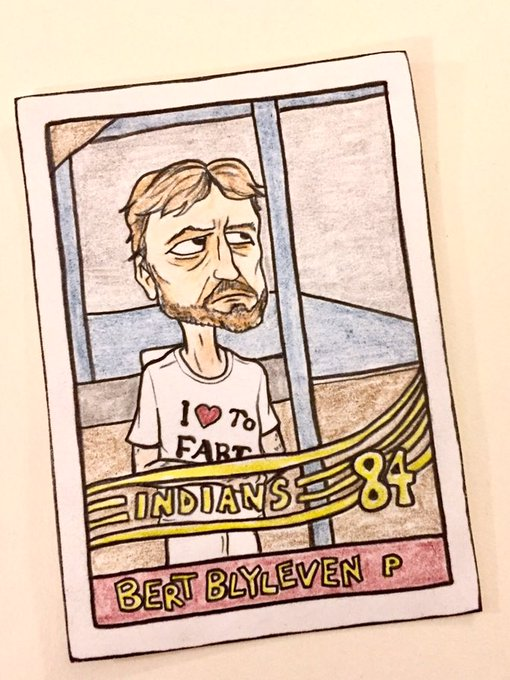 Wishing a very happy birthday to Bert Blyleven!