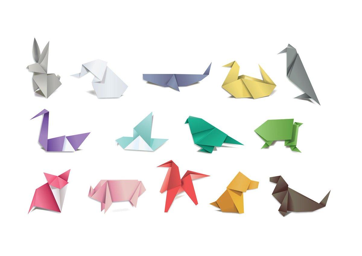 Origami Animals instructions | 848x1200