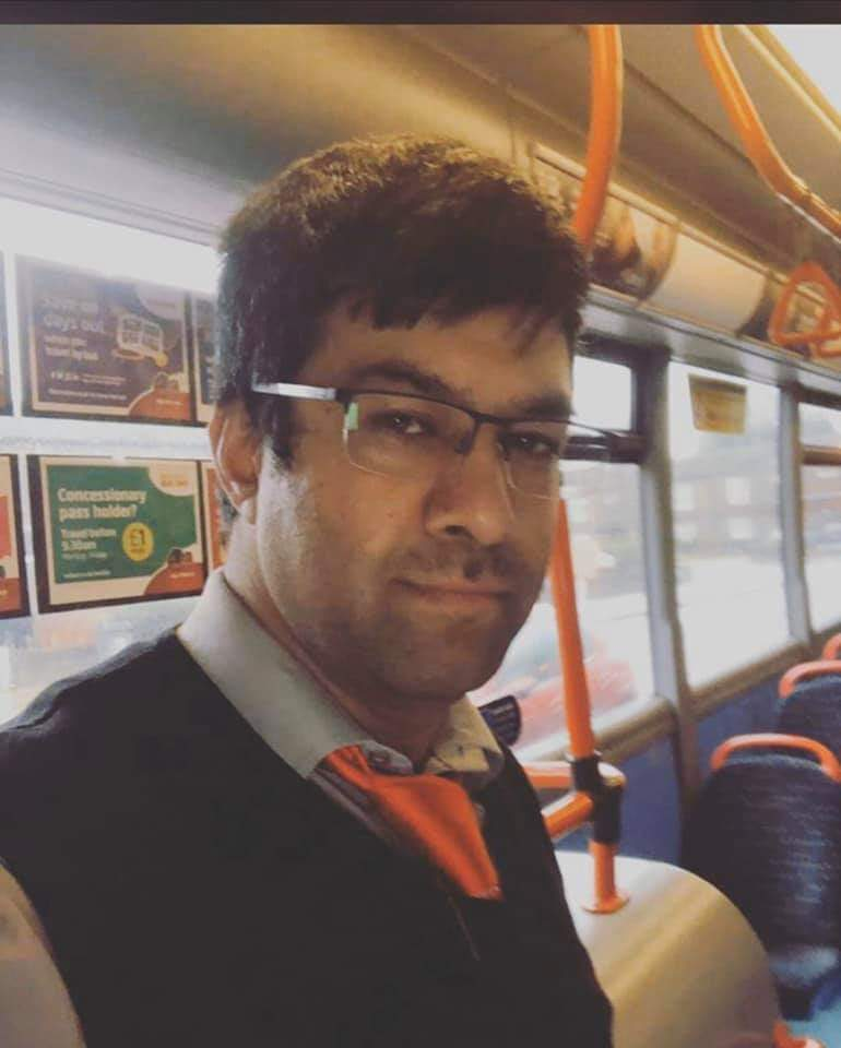 🙏Say. His. Name Bus Driver Mohammed Nehman dies of #COVID19💔 Selfless Sacrifice💔 If you #clapforkeyworkers please sign my petition for the GOVT to provide Financial package for the funeral of #CoronavirusPandemic deaths to stop Family anxiety/debt chng.it/bNyB4k7s7N
