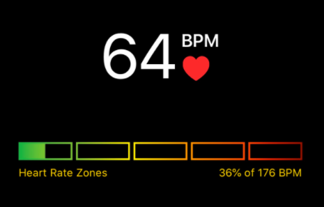 HeartCast: Heart Rate Zones