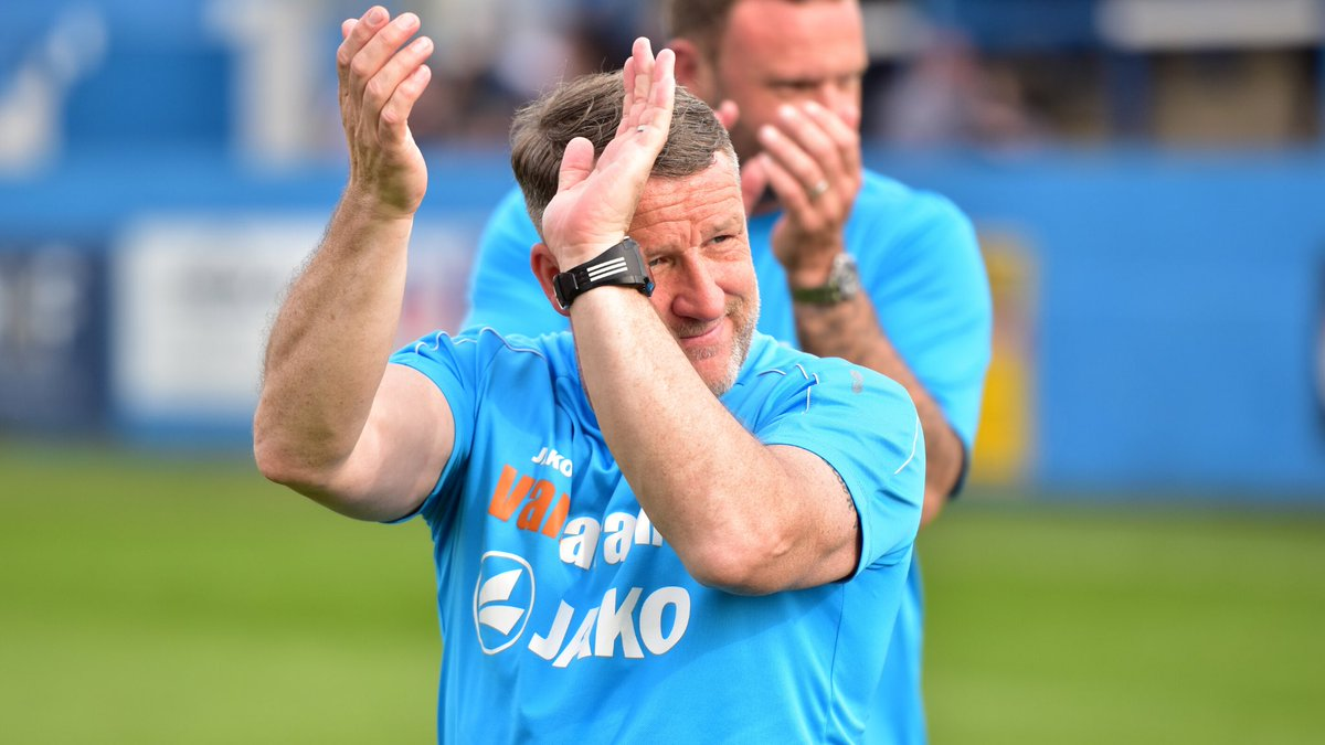 """Barrow AFC on Twitter: """"Bluebirds assistant manager Peter Atherton turns  5️⃣0️⃣ today! 🙌 Happy birthday Pete! 🎉 #BarrowAFC #BackTheBluebirds…  https://t.co/A6j9gBlz8P"""""""