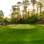 Image for the Tweet beginning: Quiet scenes from Augusta as