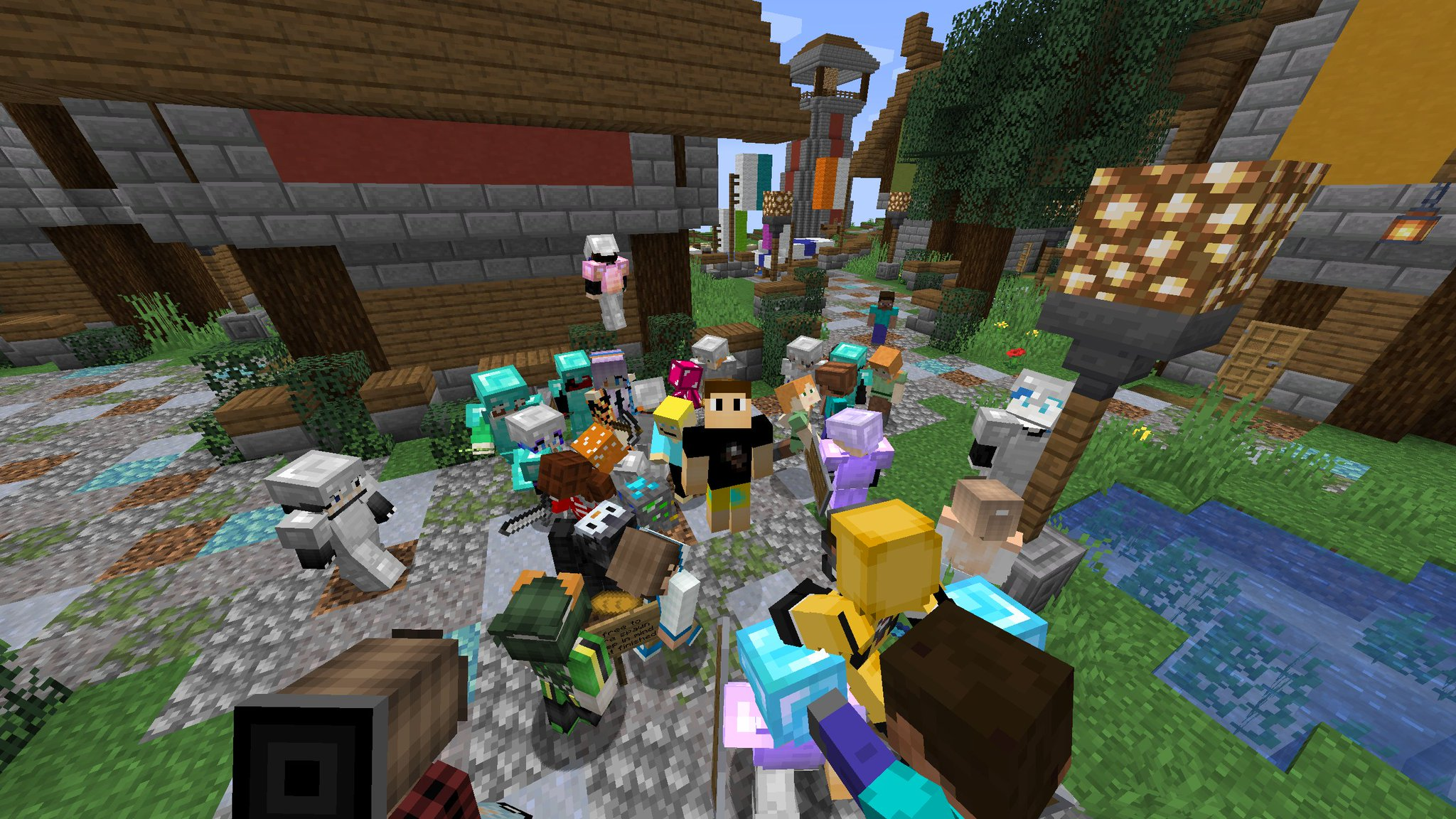 Poke On Twitter Come Join My Minecraft Server To Play And Film With Me D Ip Https T Co X28il4vgid Version 1 15 2