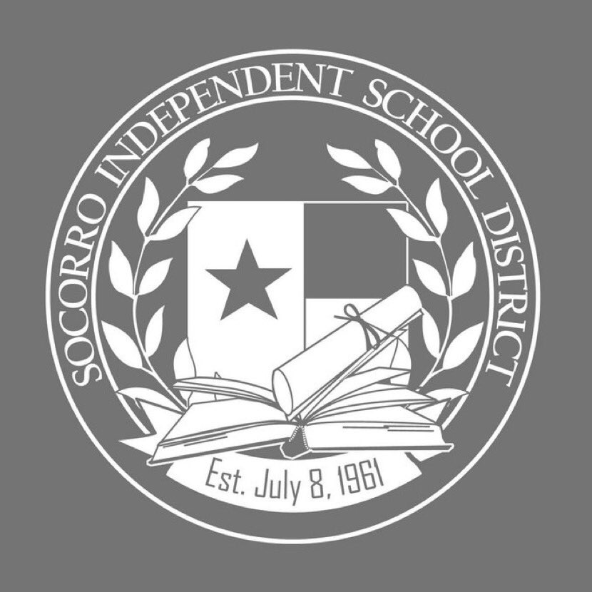 The Socorro Independent School District will be closed Friday, April 10 in observance of Good Friday. No meal services will be provided on this day.
