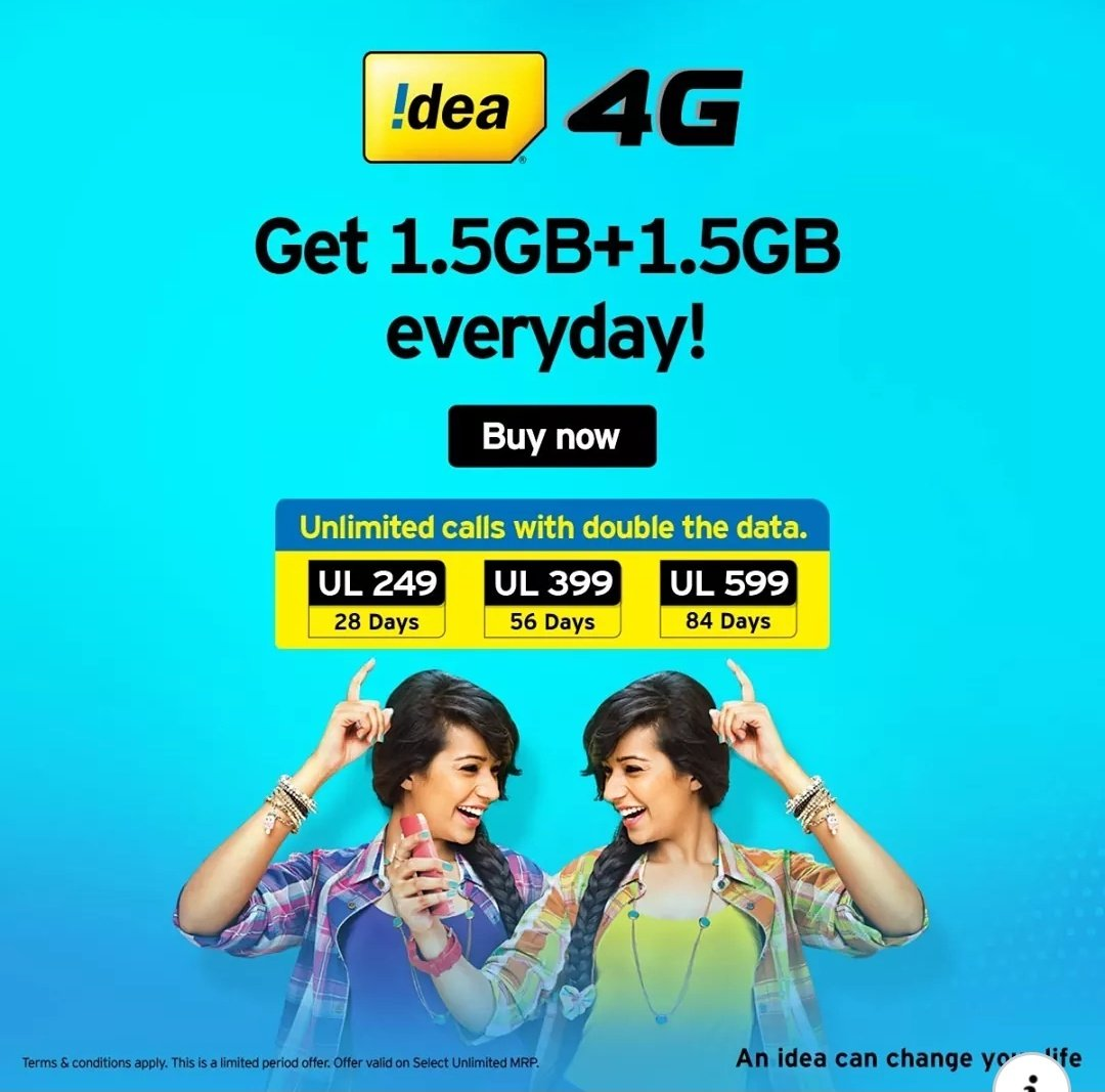 Wow.. Get Double Data and Half Network..   3GB/Day at 30Kb/sec   Thank you #Vodafone for teaching #Idea how to give pathetic service. You both are doing great together  Now I am fed up with Idea too.  @VodafoneIN @Idea @sarcastic_us #Vodafone #Idea #Vodafonedownpic.twitter.com/V0oMycTbz8