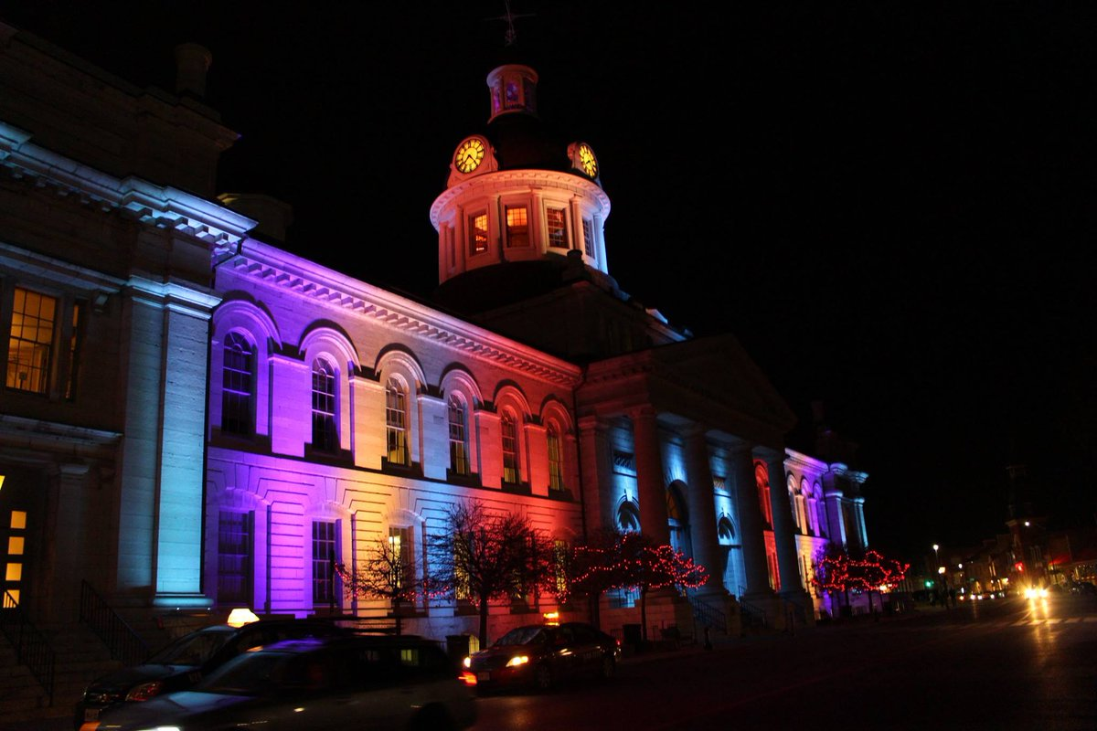 test Twitter Media - Tonight and every Monday, City Hall will be lit up in blue to shine a light on our health care and essential service workers fighting #COVID19 in #Kingston. View City Hall lit up at home while physical distancing on the Market Square webcam https://t.co/MoWwtxQOux #ygk https://t.co/qh9XBd2TSh