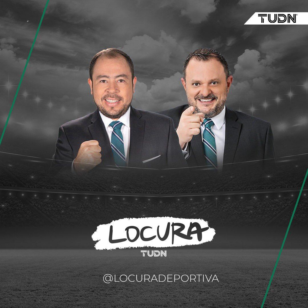 🚨🚨🚨  En este lunes de #Locura 😜🤪 estaremos EN VIVO con:  @jllopezsalido & @raulguzman   Te esperamos a las 5pm 🇲🇽 6pmET 🇺🇸 en las cuentas de Instagram de José Luis y Raúl. https://t.co/m3DfmVF574