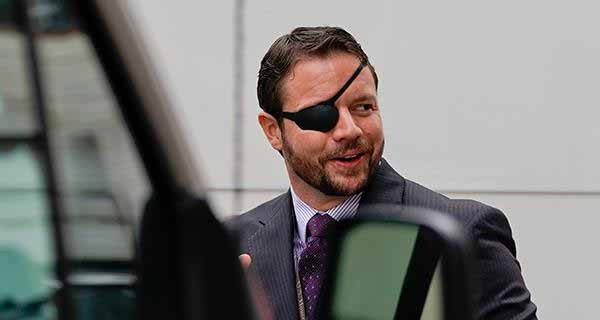 'This is awesome': GOP Rep. Dan Crenshaw bestows a very thoughtful — and topical! — gift upon the guy who helped edit his new book [pic] http://dlvr.it/RTHg4D  via @twitchyteampic.twitter.com/pKO3utnlB7