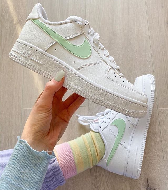 Air Force 1 Pastel Vibes pic.twitter.com/7HUA9Ux2oo