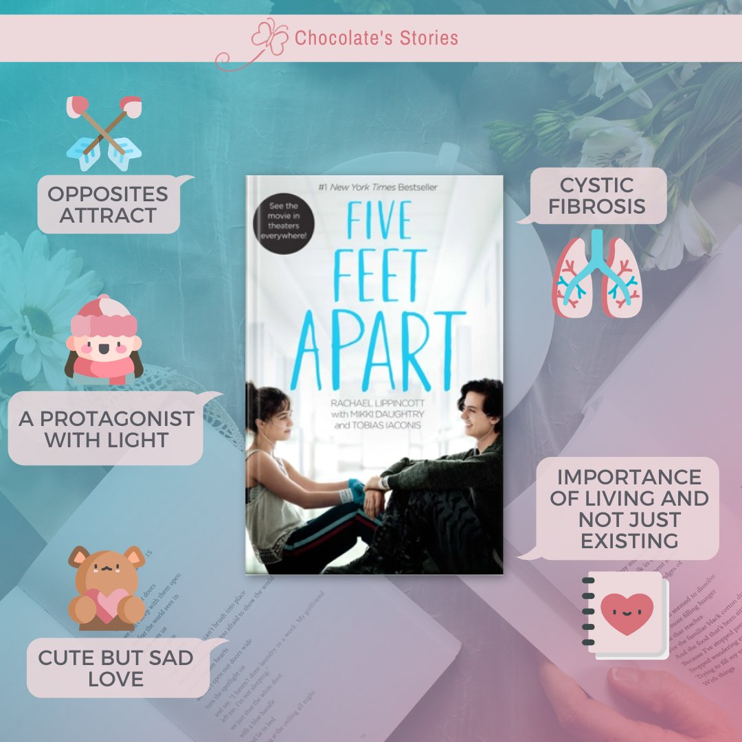 #RecommendedBooks Since all this started I remembered Will and Stella from #FiveFeetApart by Rachael Lippincott and how we give for granted being able to be close to each other. Only now we can really understand.#YABook #booknerd #bookworm #books #YoungAdultBookspic.twitter.com/O1ExkLsJqH
