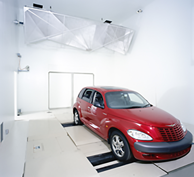 #PressRelease #SocialDistancing? Stay connected w/ our #automotive #webinars! https://bit.ly/3aIjIJP • #eMotor EMC Testing • Tues, Apr 7 • Vehicle #EMC + #Antenna Msrmts  • Tues, Apr 21 Shown: We built the 's first reverb chamber w/ dynamometer @Chrysler in early '90s!pic.twitter.com/vraWCZdhbe