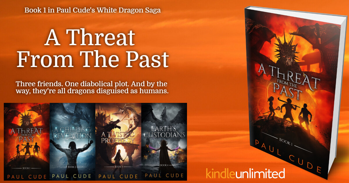 An insidious influence sends shockwaves through mankind and the dragon realm http://mybook.to/ThreatFromThePast… #Kindle #FREE on #KindleUnlimited #amwritingfantasy #indiebooks #Bookish #booknerd #booklover #ReadIndie #SFF #YA #bookobsessed #bookworms #totalbooknerd  #readmorebookspic.twitter.com/5vDnFnPO76