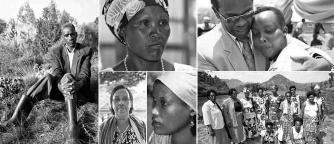 26 years after the genocide against the Tutsi in Rwanda, see the faces and hear the stories of survivors on Tuesdays International Day of Reflection. bit.ly/2HZdOt1 #Kwibuka