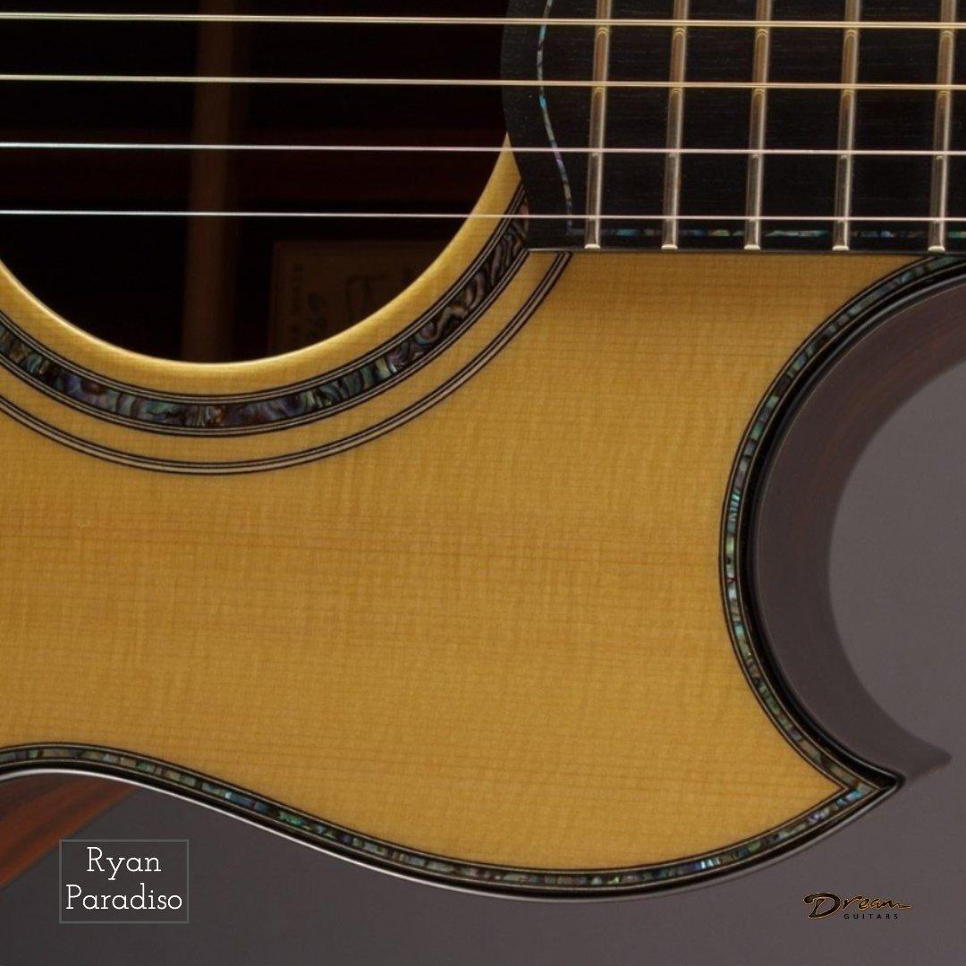2010 Ryan Paradiso: Brazilian Rosewood & Swiss Spruce #dreamguitars #ryanguitars #lutherie #brazilianrosewood #fingerstyle #swissspruce #paradiso #fingerstyleguitar #contemporaryguitar https://zcu.io/qavj  https://zcu.io/meTQpic.twitter.com/k4fQUp24Fs