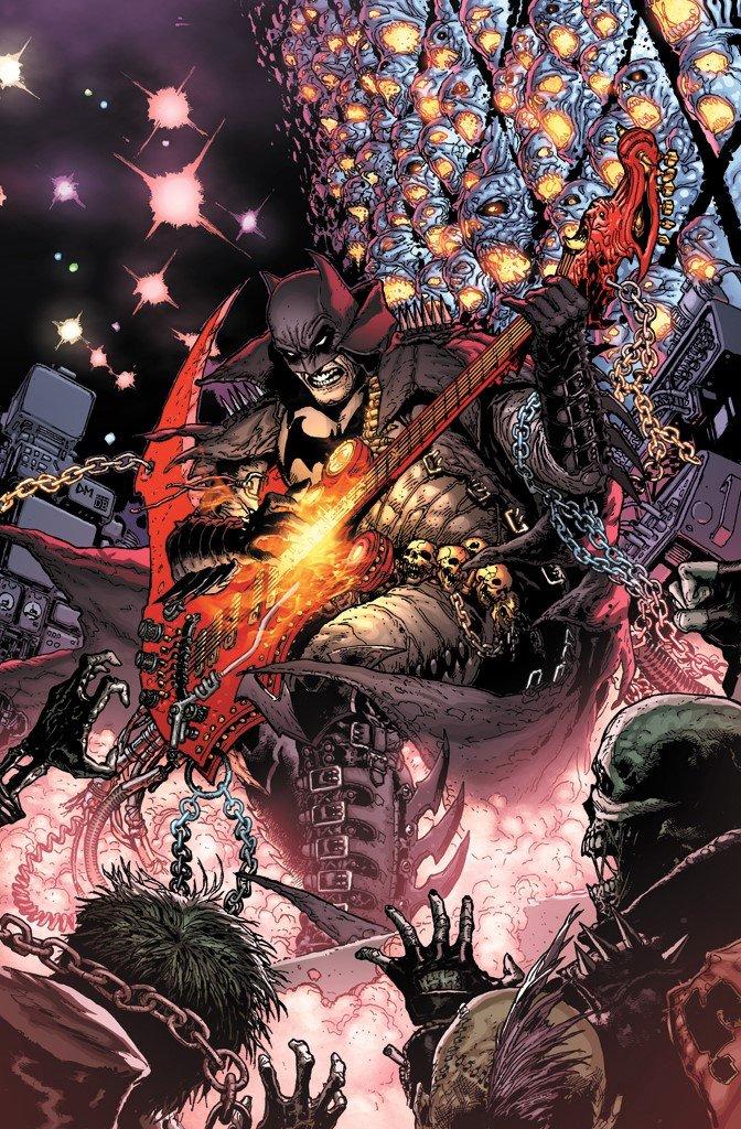 Dark Nights: Death Metal Doug Mahnke Batman