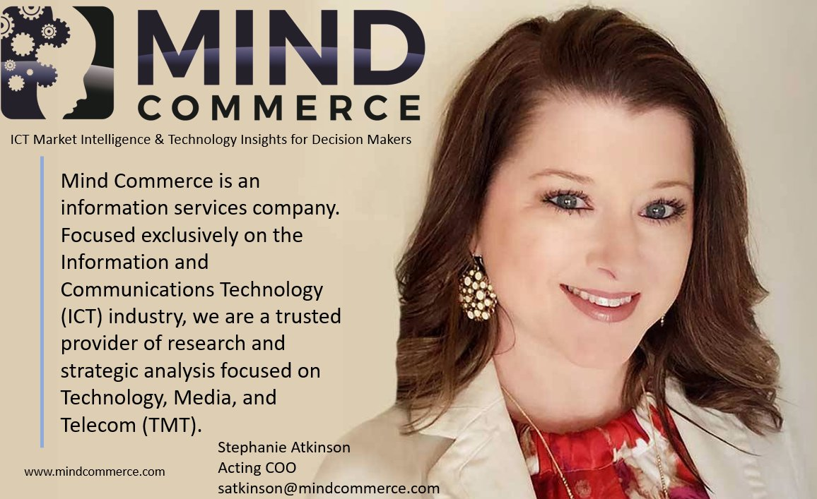 So happy to represent @mindcommerce a long/strategic partner! We are ur source for #marketresearch #marketreports #marketforecasts #techtrends in #AI #5G #IoT #Blockchain #wireless #mobile #fleettracking #assettracking #industry40 #digitaltransformation http://mindcommerce.com pic.twitter.com/f2TUgnQoqo