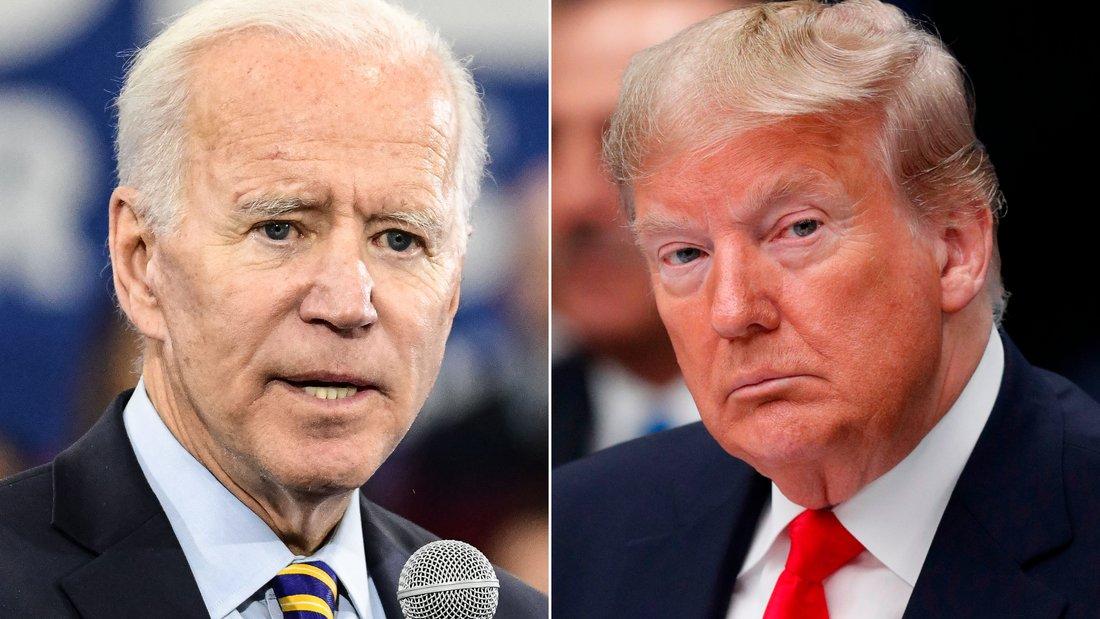 NEW: Joe Biden and President Trump speak by phone about the coronavirus response https://cnn.it/2V67xA3