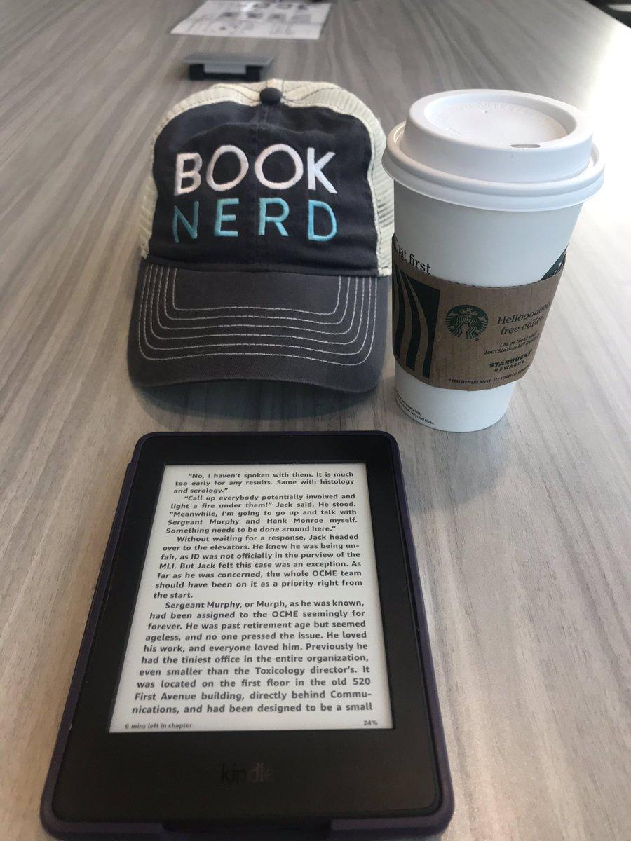 Books and coffee #MyQuarantineSuperPowerpic.twitter.com/DrymugvFOZ