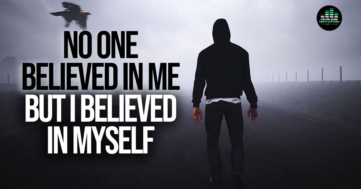 Walk Alone (THE SONG!) Official Music Video – Fearless Motivation buff.ly/2wfUdAw