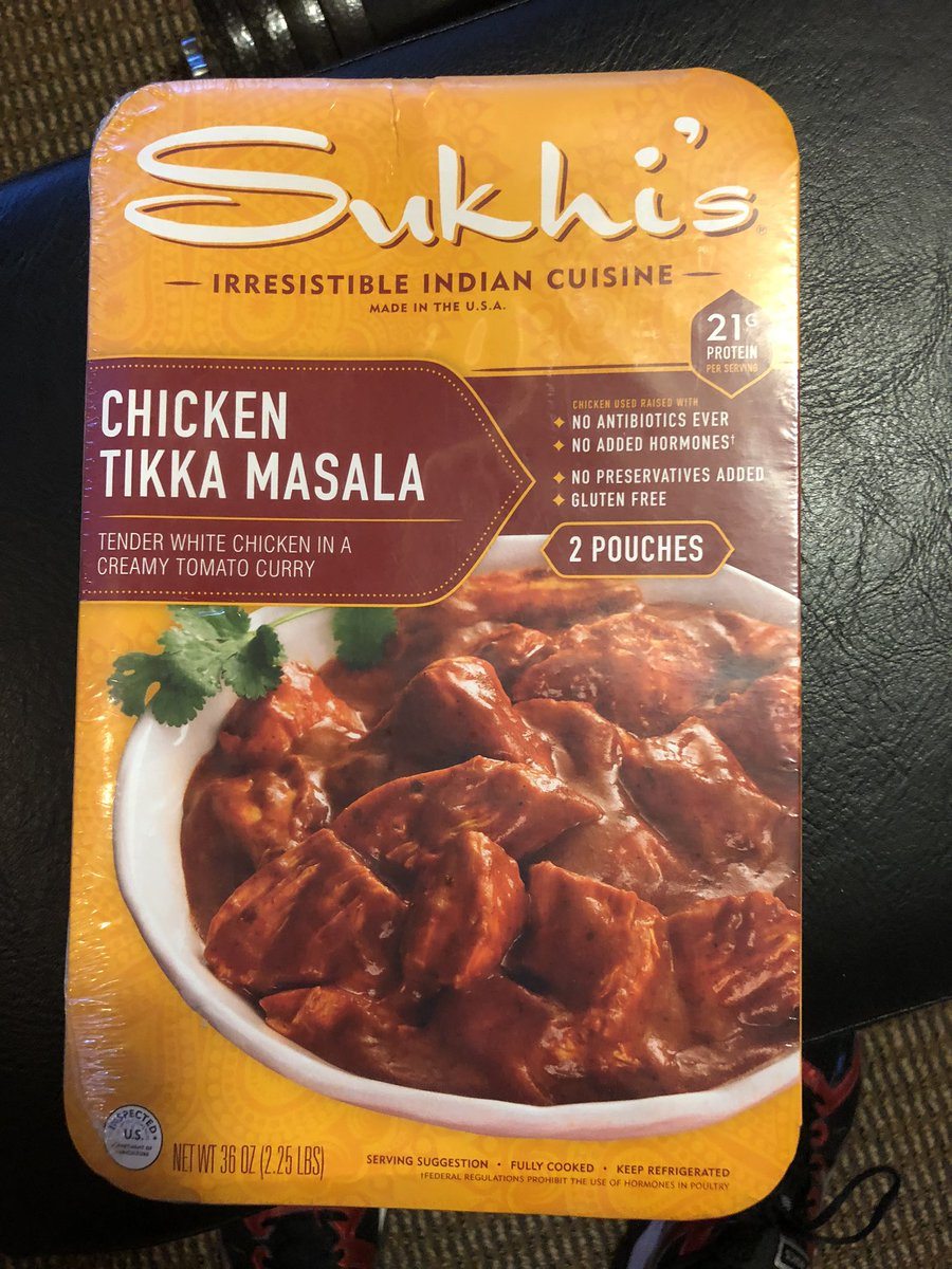 We have lots of chicken tikka masala in freezer and fridge twitter.com/jonathanturley…