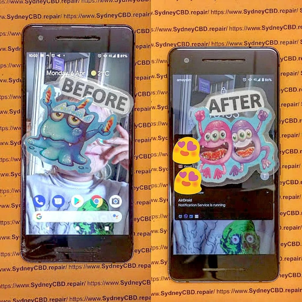 💎 Repairs 🛠️Your Loved❤️One On The Spot⚡ ⚡ #need a #fast #time #onthespot #damage #phone #screen #repair in #Sydney #Australia 📱 #SydneyCBDrepairCentre #Google #Googlescreen #Googlescreenreplacement #Googlescreenreplacementcost #pixel2 #pixel2screen …