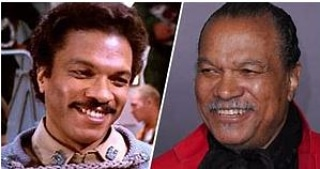 Happy birthday to Billy Dee Williams of fame!