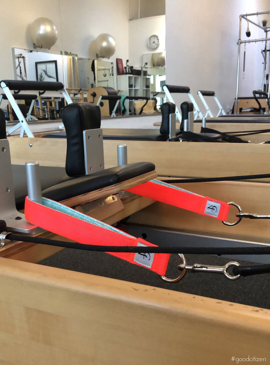 Raise your hand if you'll be taking your very own loops to the Pilates studio when this is all over.#pilates #pilatesanytime #pilatesloops #pilatesstraps #personalpilatesstraps #pilateshygiene #pilatesstudio #pilatesclass #pilatesreformer #reformerpilates #pilatesinstructor pic.twitter.com/pmvFdS7Siy