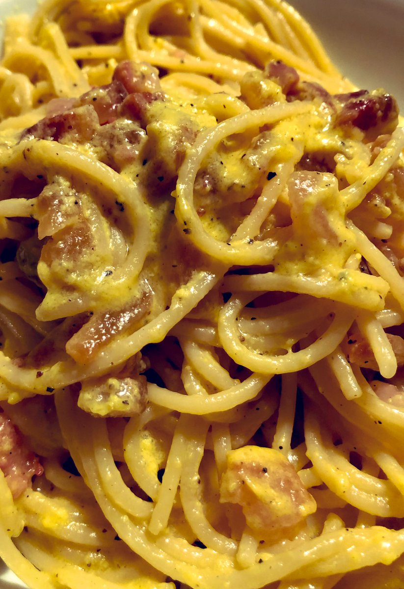 #carbonaraday
