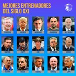 Image for the Tweet beginning: ¿Quién es el mejor entrenador