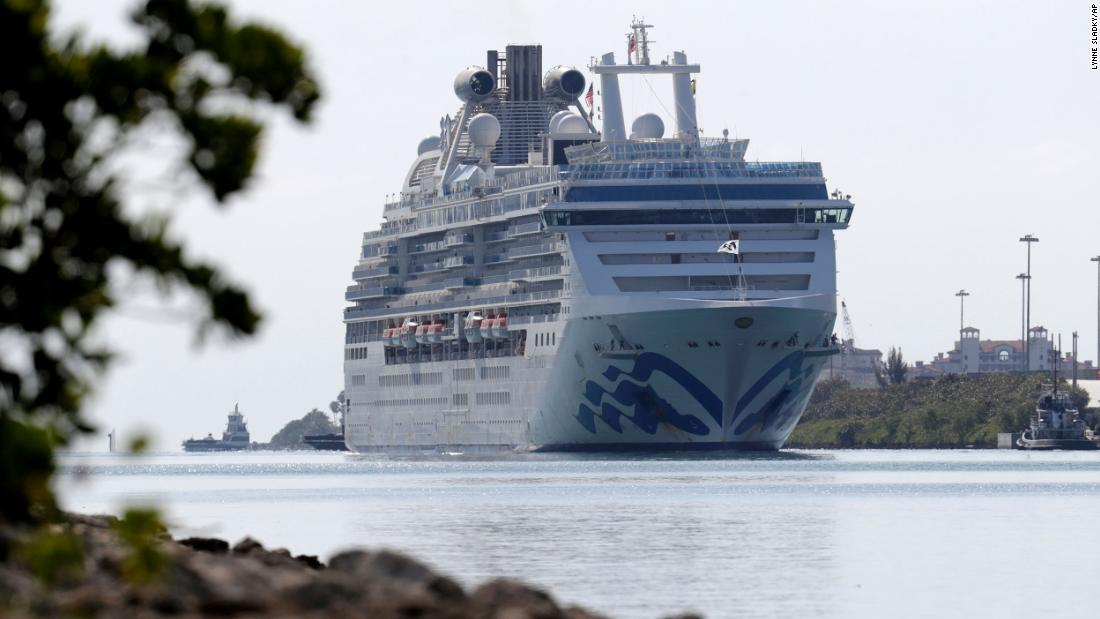 Trump administration finalizing new air travel restrictions for cruise ship passengers https://cnn.it/2wYS5xG