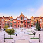 Image for the Tweet beginning: Sant Pau hospital #Barcelona   #spain